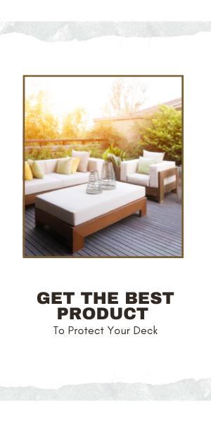 Best Product for Deck Protection